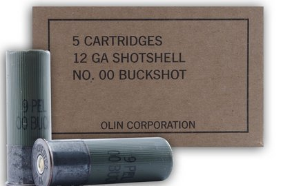 12 gauge home defense shotgun ammo