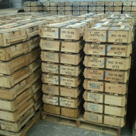 762X54R military surplus ammo cases