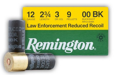 Remington 12gauge 00 Buck Home Defense Ammojpg